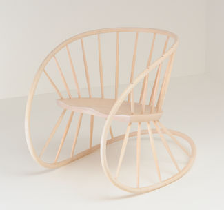 Katie Walker's Windsor Rocker