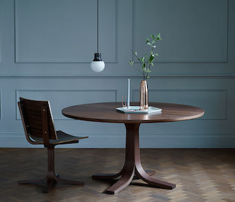 Quadrin table and chair